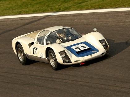 1966 Porsche 906 Carrera 6 Kurzheck 13