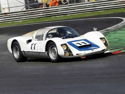 1966 Porsche 906 Carrera 6 Kurzheck 16