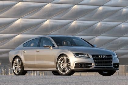 2013 Audi S7 4.0 TFSI 1
