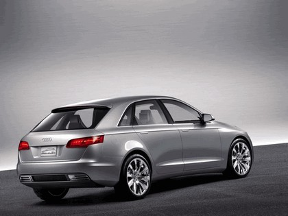 2006 Audi Roadjet concept 5