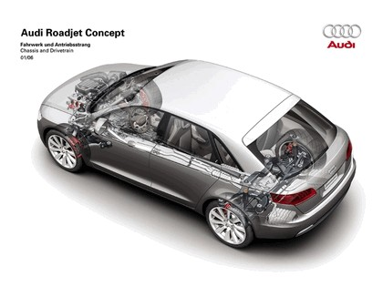 2006 Audi Roadjet concept 21