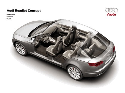 2006 Audi Roadjet concept 22