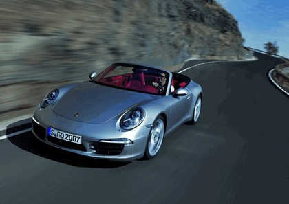 2011 Porsche 911 ( 991 ) Carrera cabriolet 1