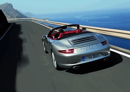 2011 Porsche 911 ( 991 ) Carrera cabriolet 2