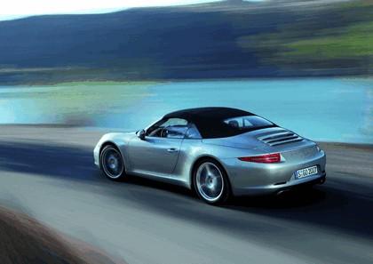2011 Porsche 911 ( 991 ) Carrera cabriolet 3