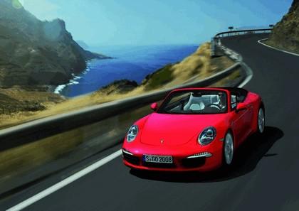 2011 Porsche 911 ( 991 ) Carrera S cabriolet 3