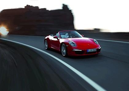 2011 Porsche 911 ( 991 ) Carrera S cabriolet 4