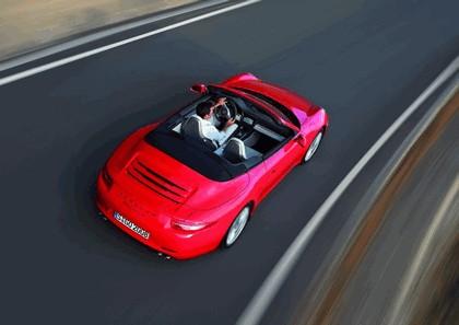 2011 Porsche 911 ( 991 ) Carrera S cabriolet 6