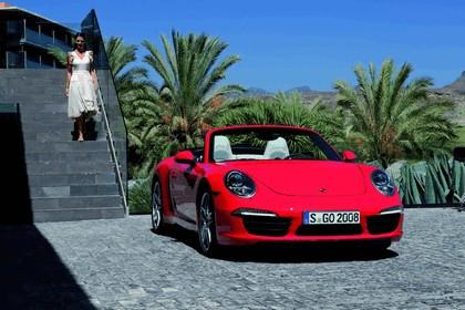 2011 Porsche 911 ( 991 ) Carrera S cabriolet 7