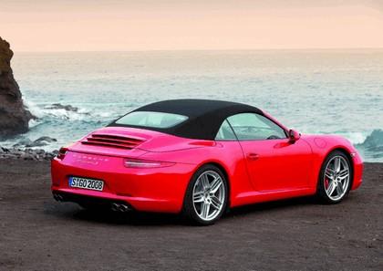 2011 Porsche 911 ( 991 ) Carrera S cabriolet 9