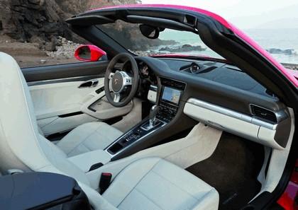 2011 Porsche 911 ( 991 ) Carrera S cabriolet 11