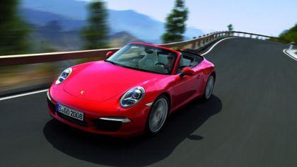 2011 Porsche 911 ( 991 ) Carrera S cabriolet 1