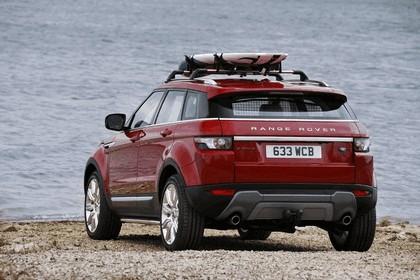 2012 Land Rover Range Rover Evoque 5-door 6