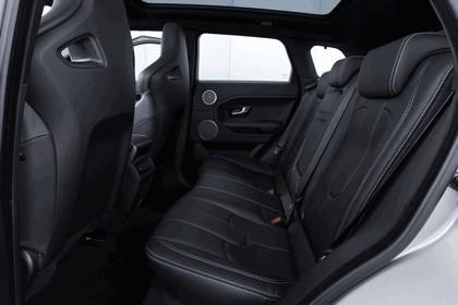 2012 Land Rover Range Rover Evoque 5-door 12
