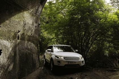 2012 Land Rover Range Rover Evoque 5-door 13