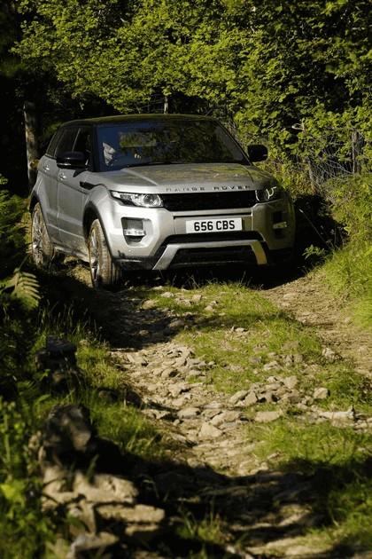 2012 Land Rover Range Rover Evoque 5-door 14
