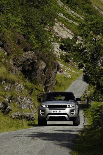 2012 Land Rover Range Rover Evoque 5-door 15