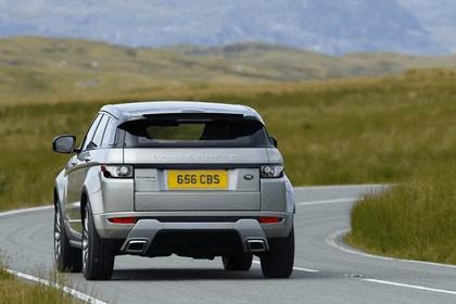2012 Land Rover Range Rover Evoque 5-door 19