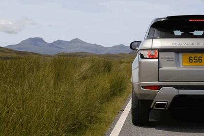 2012 Land Rover Range Rover Evoque 5-door 20
