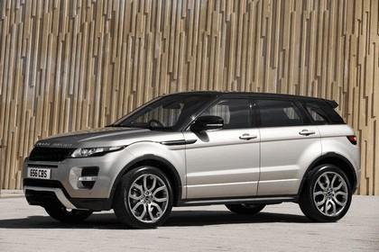 2012 Land Rover Range Rover Evoque 5-door 27