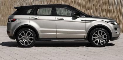 2012 Land Rover Range Rover Evoque 5-door 28