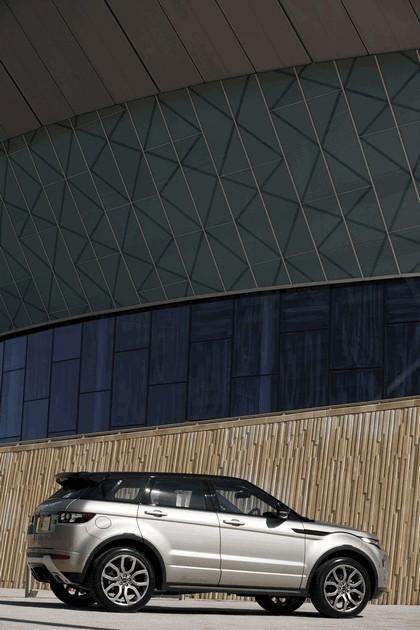 2012 Land Rover Range Rover Evoque 5-door 30
