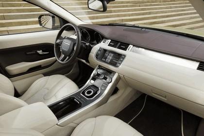 2012 Land Rover Range Rover Evoque 5-door 33