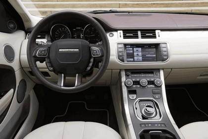2012 Land Rover Range Rover Evoque 5-door 34