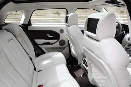 2012 Land Rover Range Rover Evoque 5-door 35