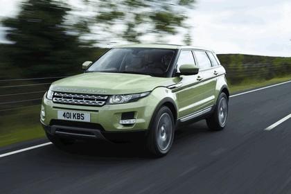 2012 Land Rover Range Rover Evoque 5-door 39