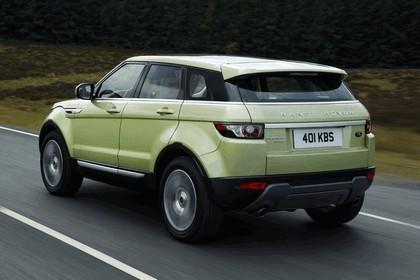 2012 Land Rover Range Rover Evoque 5-door 40