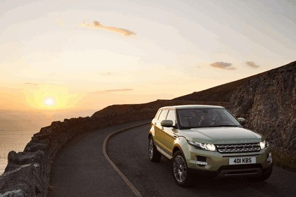 2012 Land Rover Range Rover Evoque 5-door 41