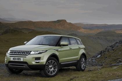2012 Land Rover Range Rover Evoque 5-door 42