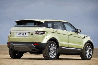 2012 Land Rover Range Rover Evoque 5-door 48