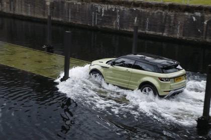 2012 Land Rover Range Rover Evoque 3-door 4