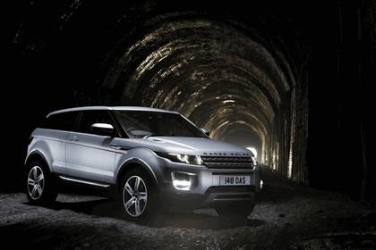 2012 Land Rover Range Rover Evoque 3-door 8