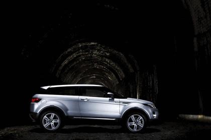 2012 Land Rover Range Rover Evoque 3-door 9