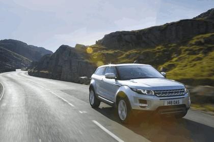 2012 Land Rover Range Rover Evoque 3-door 10