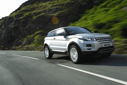 2012 Land Rover Range Rover Evoque 3-door 11