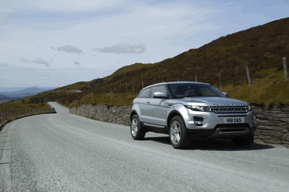 2012 Land Rover Range Rover Evoque 3-door 14
