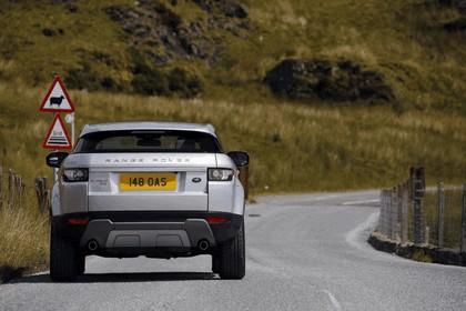 2012 Land Rover Range Rover Evoque 3-door 15