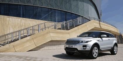2012 Land Rover Range Rover Evoque 3-door 22