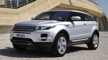 2012 Land Rover Range Rover Evoque 3-door 23