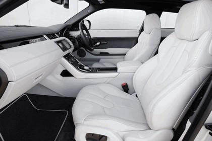 2012 Land Rover Range Rover Evoque 3-door 26