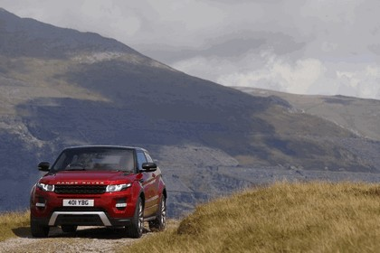 2012 Land Rover Range Rover Evoque 3-door 39