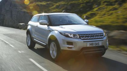 2012 Land Rover Range Rover Evoque 3-door 1