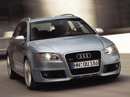 2006 Audi RS4 2