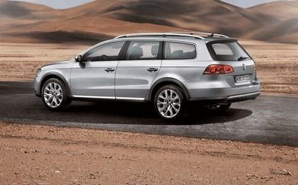 2011 Volkswagen Passat Alltrack 3