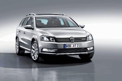 2011 Volkswagen Passat Alltrack 4