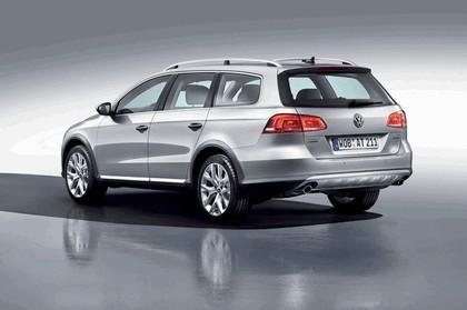 2011 Volkswagen Passat Alltrack 5